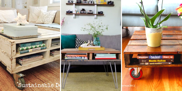 How Do You Make a Pallet Table