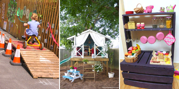 Pallet Projects Ideas for Kids