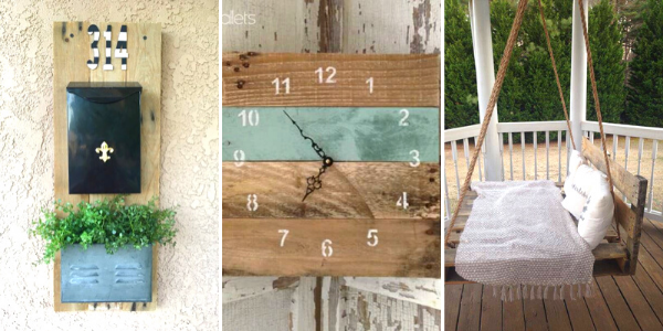 Pallet Projects Ideas